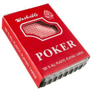 Royal Kunststoff Poker-Karten Plastikkarten Spielkarten aus 100% Plastik