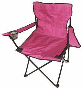 Campingstuhl in pink