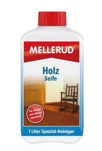 Mellerud Holz Seife Reiniger 1 Liter für Böden & Möbel wachsfrei