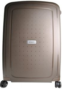 Samsonite Kabinentrolley S´Cure DLX U44 Spinner 55/20, Samsonite Farbe:metallic bronze