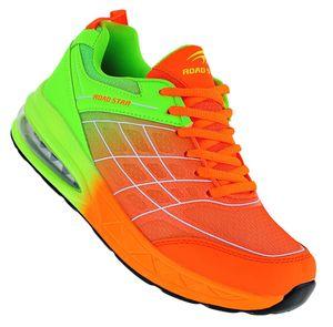 Art 280 Turnschuhe Schuhe Sneaker Sportschuhe Luftpolstersohle Herren Damen, Schuhgröße:42