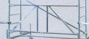 Krause ProTec XS Falteinheit Alu (Vertikal-+Faltrahmen)