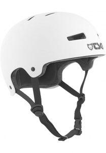 TSG Evolution Helm Solid Colors matt weiß XXL (59-61cm)