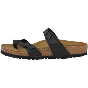 BIRKENSTOCK Mayari Sandalen Schwarz Schuhe, Größe:38