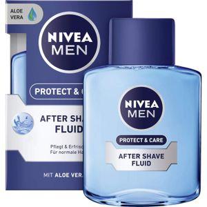 Nivea Men Protect Care After Shave Fluid für normale Haut 100ml