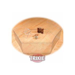 Trixie Freilaufgehege für Kleintiere 6 Elemente à 48 × 25 cm