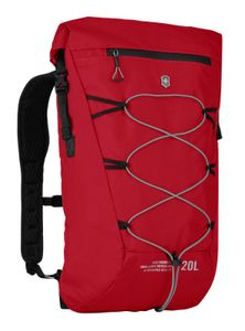 VICTORINOX Altmont Active Light Weight Rolltop Backpack Red