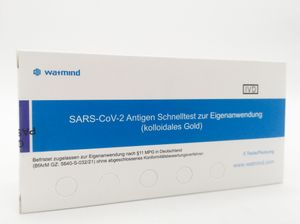 10er Pack Watmind Antigen Nasalttest Schnelltest Antigen