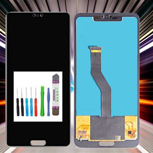 Für Huawei P20 PRO LCD Display CLT-L04, CLT-L09, CLT-L29 TFT Schwarz Black+TOOL