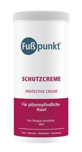 Fußpunkt - Schutzcreme für pilzempfindliche Haut - 450ml Nachfülldose