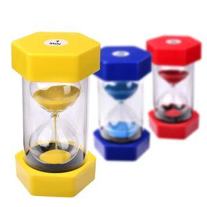 Schramm® XXL Sanduhr 1 Minute Sanduhren Sandclock Eieruhr Sand Uhr Zeituhr Kurzzeituhr Sanduhr