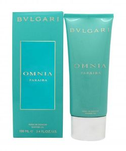Bvlgari Omnia Paraiba For Women 100ml SHOWER OIL