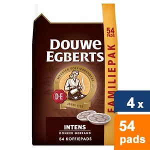 Douwe Egbert - Intens - 4x 54 pads
