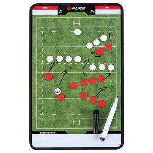 Pure2Improve Coach-Board Rugby 35×22 cm P2I100670