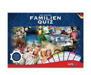 Noris Spiele Familienquiz; 606108007