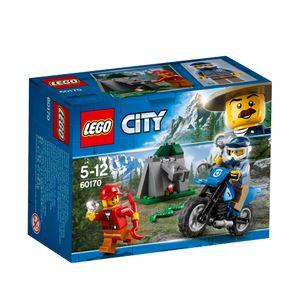 LEGO® City Offroad-Verfolgungsjagd 60170
