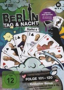 Berlin-Tag & Nacht-Staffel 6,Folge 101-120-Limited