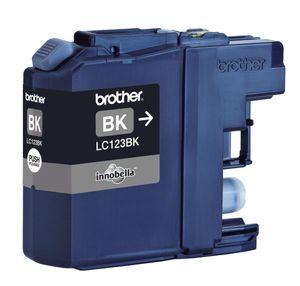 Brother LC123BK Druckerpatrone schwarz