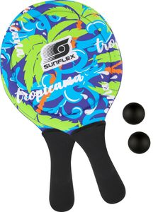 Sunflex BEACHBALL SET TROPICAL WAVE