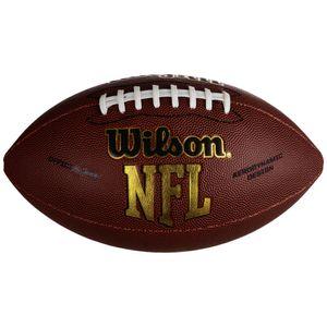 Wilson american Football NFL Force Offizieller braun