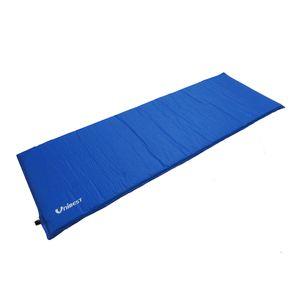 Unibest selbstaufblasende Luftmatratze Isomatte 202x70x5cm blau