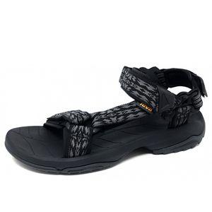 Teva Terra FI Lite Sandal Herren Sandale in Schwarz, Größe 40.5