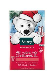 Kneipp Badekristalle All I Want For Christmas (60g)