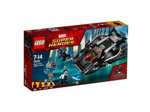 LEGO Marvel Super Heroes Royal Talon Attacke; 76100
