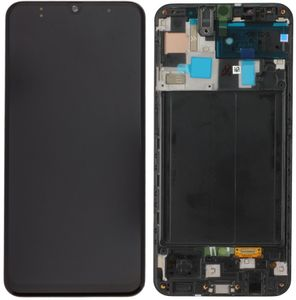 Super Amoled Display Bildschirm Touchscreen Schwarz für Samsung Galaxy A50 A505F - GH82-19204A