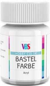 VBS Bastelfarbe, 15 ml Antikweiß