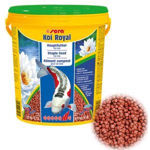 sera Koi Royal Nature Large 21 l / 5,65 kg