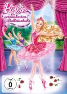 Barbie: Verzauberten Ballettschuhe (DVD) Min: 76DD2.0VB