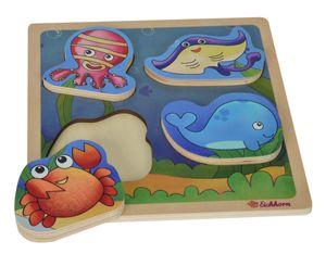 Eichhorn 2D Einlegepuzzle, 2-sort.