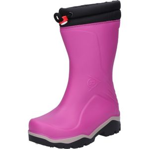 Dunlop Kinderstiefel Kids Blizzard pink/grey Gr. 35
