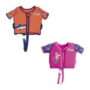 Bestway Swim Safe  Schwimmweste mit Textilbezug für Kinder 3-6 Jahre (M/L)