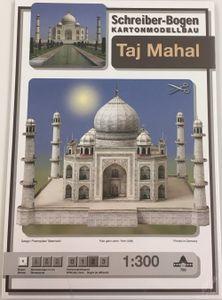 Schreiber-Bogen Kartonmodellbau Taj Mahal