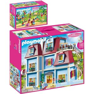 PLAYMOBIL 70205 70212 Dollhouse 2er Set Puppenhaus