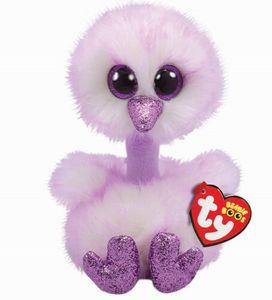 Ty Kenya Lavender Ostrich - Beanie Boos