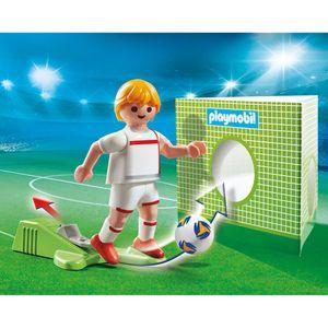 PLAYMOBIL fussballspieler England Junior 8-teilig