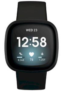Fitbit Versa 3 Smartwatch black/black aluminum