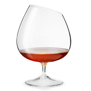 Eva Solo Cognacglas, Brandy, Glas, Whisky, Cognacschwenker, Schwenker, Glas, Transparent, 480 ml, 541014