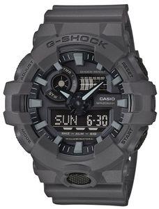 Casio G-Shock Uhr GA-700UC-8AER Armbanduhr Utility-Look grau
