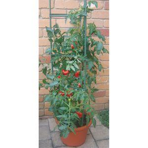 5 x Tomatenkäfig Rankhilfe Tomaten Rankstab Rankgitter Rankkorb