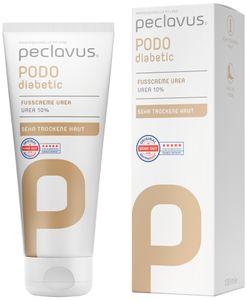PECLAVUS PODOdiabetic Fußcreme Urea 100ml