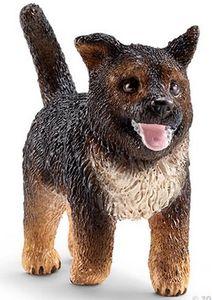 Schleich 16832 - Schäferhund Welpe, Tier Spielfigur