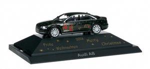 Audi A8 ``Weihnachten 2014`` 1:87