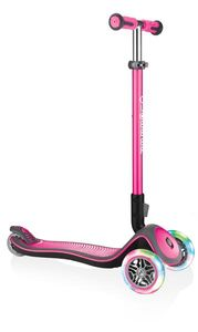 GLOBBER Elite Lights Deluxe Scooter