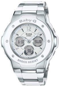Casio Baby-G white Ladies Chronograph
