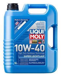 LIQUI MOLY Motoröl für VW GOLF IV 1J1 für AUDI A6 Avant 4F5 C6