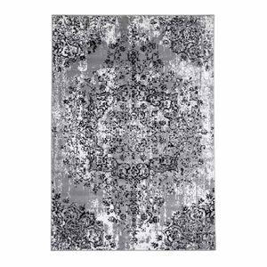 Teppich Designer Klassisch Flachgewebe Modern Flachflor Ornamenten Muster Wohnzimmerteppich Kunstvoll, Größe in cm:160 x 230 cm